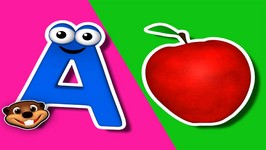 The Alphabet Song - Children Learn the ABCs - Kindergarten Lesson - Preschool Teacher - Kids Tune