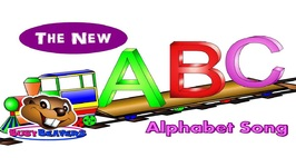 The New ABC Alphabet Song - Learn the ABC - Fun Alphabet Song - English for Kids