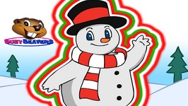 Frosty the Snowman - Busy Beavers Christmas Song