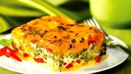 Valenciana Omelet