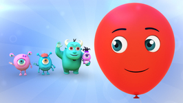Little Red Balloon  Learning Songs and Original Songs for Kids