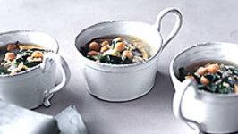 Leblebi Tunisian Chickpea Soup