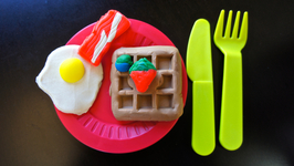 Breakfast Time Play-Doh