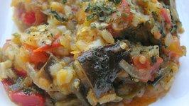 Lamb and Eggplant Stew