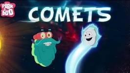 Comets - The Dr. Binocs Show - Educational Videos For Kids