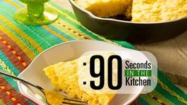 90 Second Craveable Cornbread