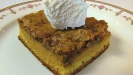 Betty's Pumpkin Dessert Squares