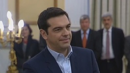Greece: Alexis Tsipras sworn in as new Prime Minister