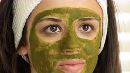 How to Make Japanese Matcha Tea Face Mask