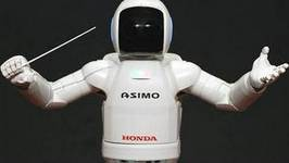 Disney's Asimo The Robot -in HD