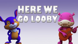 Here We Go Looby Loo  Popular Nursery Rhymes