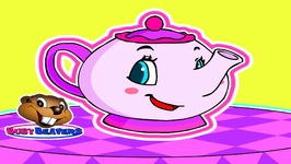 I'm a Little Teapot - Kindergarten Kids Nursery Rhymes and Songs