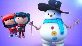 I'm a Little Snowman  Children's Christmas Songs