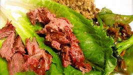Beef Bulgogi (Korean Beef)