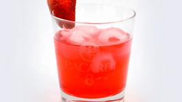 Fruit Tingle Vodka Cocktail