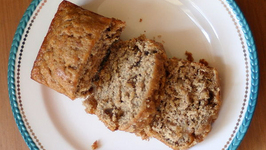 Date Walnut Tea Cake