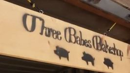 Hungry in San Francisco- Three Babes Bakeshop