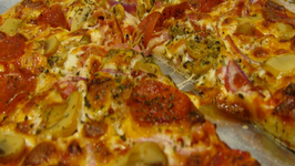 Cheryls Home Cooking - Home Made Pizza Dough