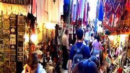 Visiting Jerusalem -  Mahane Yehuda Market and Old Jerusalem