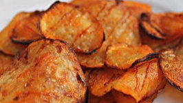 How to Make Sriracha Potato Chips on the Grill - English Grill and BBQ