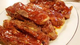Tangy Brown Ribs