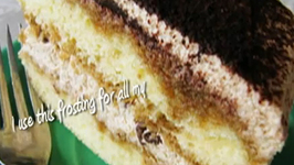 Simple Eggless Cake Frosting