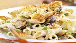 Super Pasta Al Forno with Veggies