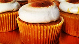 Throback Thursdays Sweet Potato Cupcakes