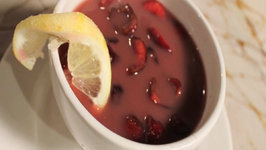Chilled Cherry Soup
