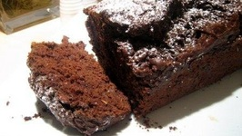 Party Chocolate Sponge Cake