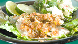 Baked Tilapia With Salsa
