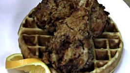 Chicken and Waffles - Mother's Day Brunch