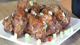 Salt and Pepper Chicken Wing