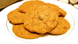 Carrot Raisin Drop Cookies