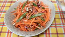 Filipino-Style Baguio Bean And Carrot Salad