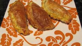 Curried Beef Empanadas