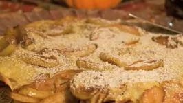 Savory Apple Pancakes