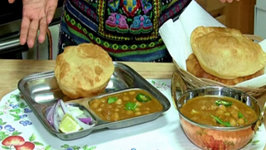 Easy Chole Bhature - Complete Meal Menu