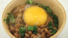 Natto Gohan (Traditional Fermented Japanese Dish)
