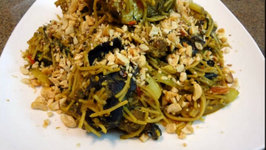 Vietnamese Food: Wok Tossed Eel