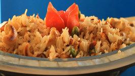 Vegetable Biryani