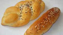 Easy Saffron Bread