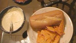 Creamy Alfredo Sauce For Sandwiches