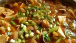 Throwback Thursdays Korean Spicy Fish Stew Meuntang
