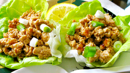Butter Lettuce Cups With Buffalo Chicken