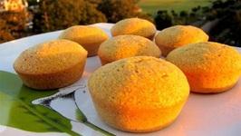 Corn Muffins With Yellow Cornmeal
