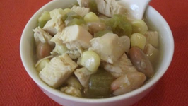 White Chicken Chili - Easy Dinner