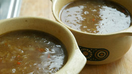 Low-Fat Onion Soup