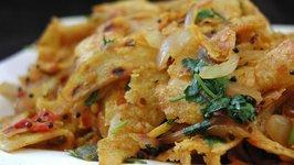 Chapati Upma