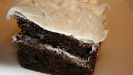 Whipped Cream Cake Topping